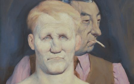 This work by James Chapin tells the tale of a man whose very existence is about surviving the punches that both his profession and life have thrown him.