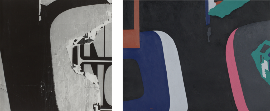 Two works by Ralston Crawford