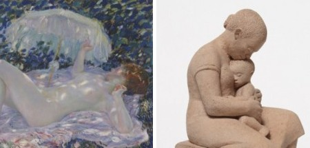Works by Important 19th and 20th Century American Artists